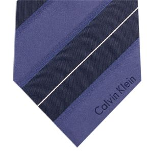 Calvin Klein (カルバンクライン) ネクタイ N-CKL-A00104 Blue系