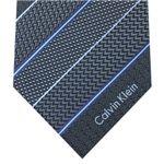 Calvin Klein (カルバンクライン) ネクタイ N-CKL-A00112 Blue系