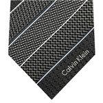 Calvin Klein (カルバンクライン) ネクタイ N-CKL-A00114 Black系
