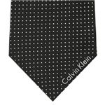 Calvin Klein (カルバンクライン) ネクタイ N-CKL-A00124 Black系