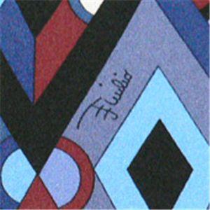 EmilioPucci(エミリオプッチ) ネクタイ N-PUC-A00115 Blue系