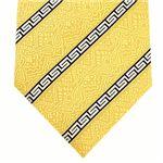 VERSACE (ヴェルサーチ) ネクタイ N-VER-A00278 Yellow系