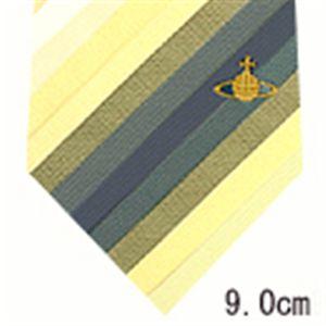 セール! Vivienne Westwood (ヴィヴィアンウエストウッド) ネクタイ N-VWW-A00101 Yellow系