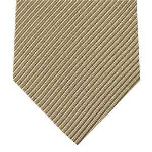 YSL (イヴサンローラン) ネクタイ N-YSL-A00105 Brown系