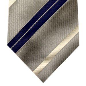 YSL (イヴサンローラン) ネクタイ N-YSL-A00128 Gray系