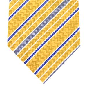 YSL (イヴサンローラン) ネクタイ N-YSL-A00133 Yellow系