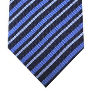 YSL (イヴサンローラン) ネクタイ N-YSL-A00138 Blue系