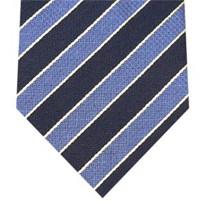 YSL (イヴサンローラン) ネクタイ N-YSL-A00148 Blue系