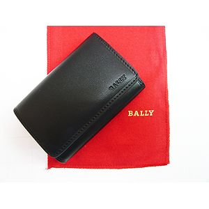 BALLY(バリー) キーホルダー SWEN BLACK