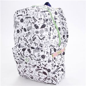 B Free for LeSportsac(レスポートサック) Artist In Residence 8755・バックパック COMPLUSIVE SHOPPER Freak Year