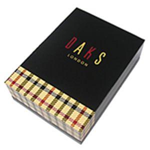 DAKS(ダックス) カフス DSS011 シルバー系