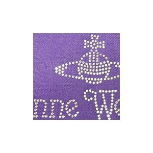 Vivienne Westwood(ヴィヴィアンウエストウッド) マフラー S01-F405 Purple系