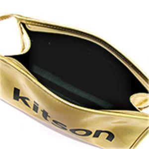 KITSON(キットソン) ポーチ KSG0038 ゴールド