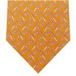 Ferragamo(フェラガモ) ネクタイ Orangeモチーフ N-FER-A00661の詳細ページへ