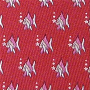 Ferragamo(フェラガモ) ネクタイ Pinkモチーフ N-FER-A00673