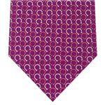 Ferragamo(フェラガモ) ネクタイ Purpleロゴ N-FER-A00677の詳細ページへ