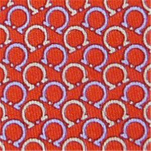 Ferragamo(フェラガモ) ネクタイ Orangeロゴ N-FER-A00679