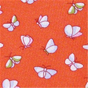 Ferragamo(フェラガモ) ネクタイ Orangeモチーフ N-FER-A00683