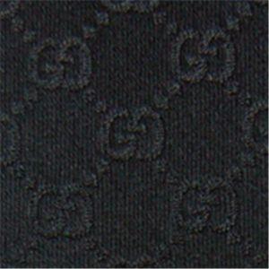 GUCCI(グッチ) ネクタイ Blackシルク(JA) N-GUC-A01439