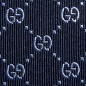 GUCCI(グッチ) ネクタイ Blueシルク(JA) N-GUC-A01443