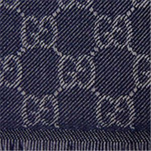 GUCCI(グッチ)マフラー Blue SM-GUC-A0148