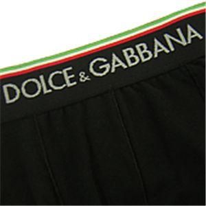 01DOLCE&GABBANA/メンズアンダーウェア/0034 ブラック Mサイズ MU-DOL-A0064