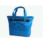 MARC BY MARC JACOBS トートバッグ MMJ 91065 Blue