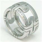BVLGARI(ブルガリ) NEW PARENTESI RING WG AN853974 11号