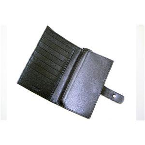 BVLGARI(ブルガリ)  長財布(小銭入れ付き)  22260 ブラック
