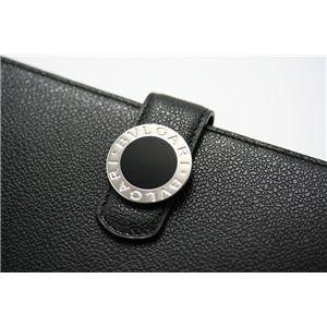 Bvlgari(ブルガリ)長財布(小銭入れ付き) 22260 ブラック