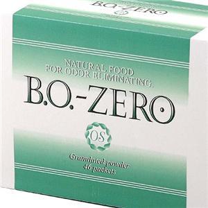 B.O.-ZERO グラニュレイティッドパウダー