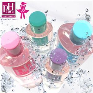 pH care フェミニンウォッシュ ピンクパッション