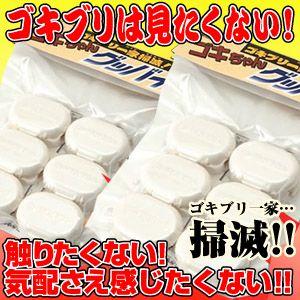 ゴキちゃんグッバイ!6個入り 【2袋セット】