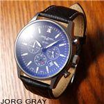 JORG GRAY(ヨーグ・グレイ) メンズ クロノグラフ JG6500