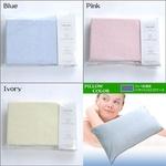 ソフトパイルピロケース(ファべ社枕専用) ホワイト