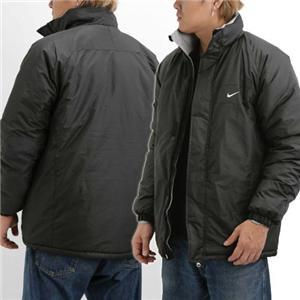 NIKE フード付きジャケット 125705 ブラック M