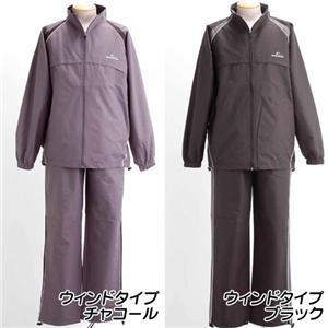 KANSAI SPORTS PROJECT 上下セット 0706 ブラック M