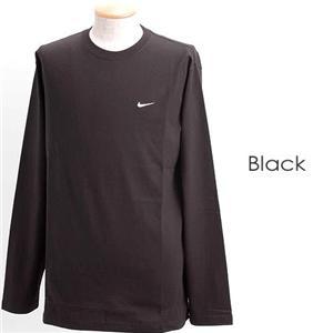 NIKE ロングスリーブTシャツ 115470 ブラック M