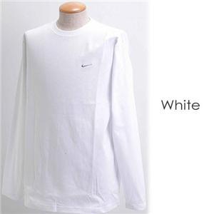 NIKE ロングスリーブTシャツ 115470 ホワイト L