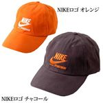 NIKE(ナイキ) ロゴCAP 144530/(NIKEロゴ)チャコール