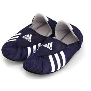adidas(アディダス) ロッカールームソックス <br>(ニューネイビー×ホワイト23-25cm)