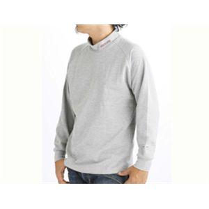 KANGOL SPORT(カンゴール スポーツ)ハイネックシャツ KSM-13309杢グレーL