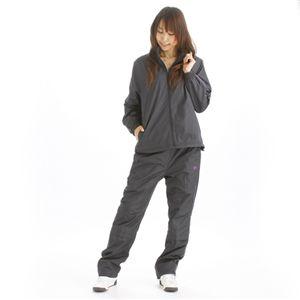 FILA(フィラ) レディースウィンドスーツ ネイビー Mの詳細を見る