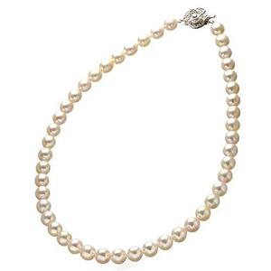あこや本真珠8-8.5mm大珠ネックレス+イヤリングセット FPN-KOU00002