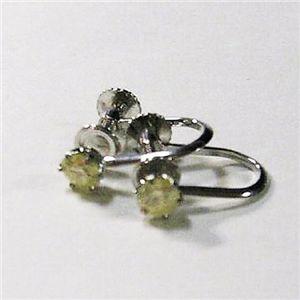 ダイヤモンド合計0.2ctイヤリング