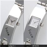 ficce(フィッチェ) チェーンブレスウォッチ FC-11017-03 silver
