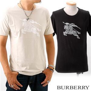 バーバリー半袖Tシャツ ブラック L