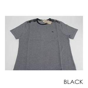 BURBERRY(バーバリー) メンズ半袖Tシャツ M15152S ブラックM