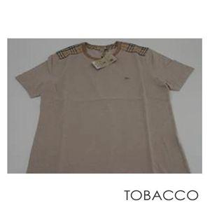 BURBERRY(バーバリー) メンズ半袖Tシャツ M15152S タバコS
