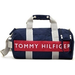 TOMMY HILFIGER�i�g�~�[�q���t�B�K�[�j HARBOUR POINT II�i�n�[�o�[�|�C���g2�j �~�j�_�b�t�� NAVY/RED